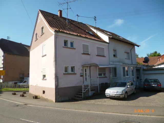 Wannemacher Immobilien **** Neuer Preis Schönes 1 Fam.- Haus in Ottweiler - Lautenbach ****