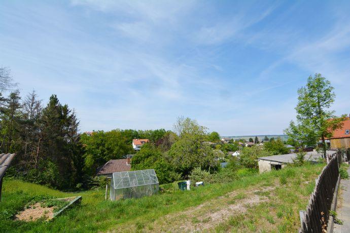 TOP-Baugrundstück in beliebter Wohnlage in Coburg-Beiersdorf
