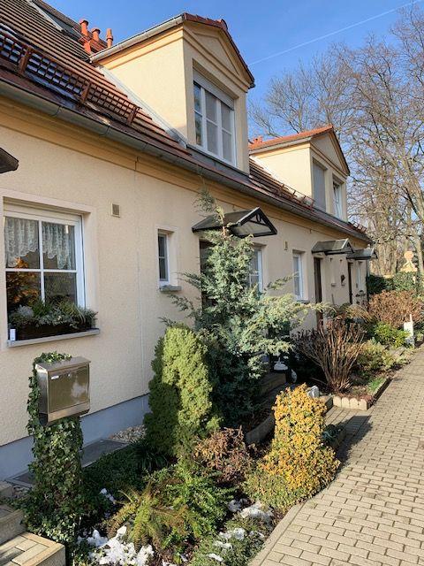 Ein Haus in der Reihe-aber nicht von der Stange. RMH in Leipzig -Probstheidea
