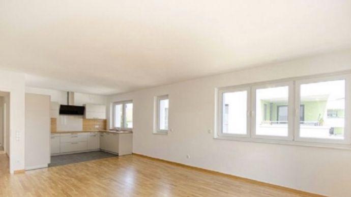 3 ZKB - Schöne, helle und offene Neubau-Wohnung mit Balkon in Tarforster Höhenlage im Neubaugebiet