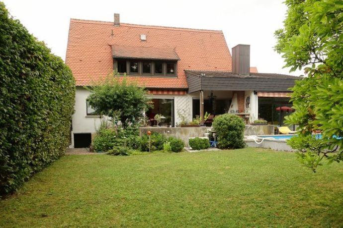 Gepflegtes Einfamilienhaus in perfekter Lage, Bamberg Berggebiet
