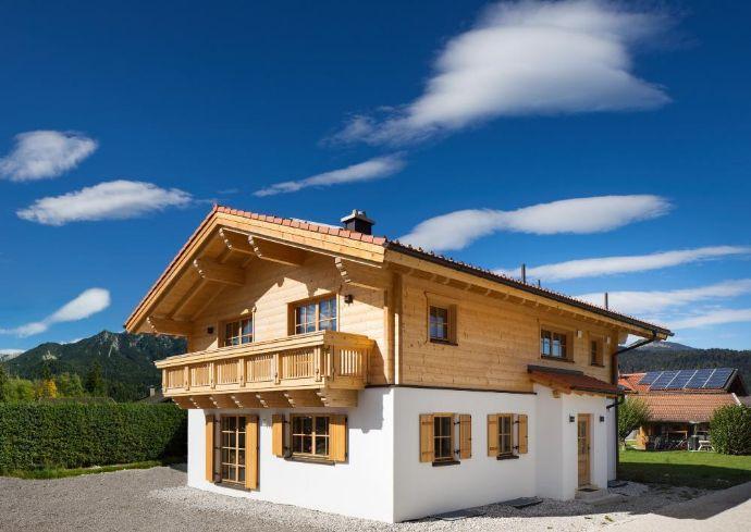 Sie haben das Grundstück - Wir bauen Ihr bezugsfertiges neues Holzhaus