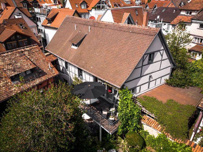 Traumwohnung im historischen Konstanzer Stadtteil Niederburg