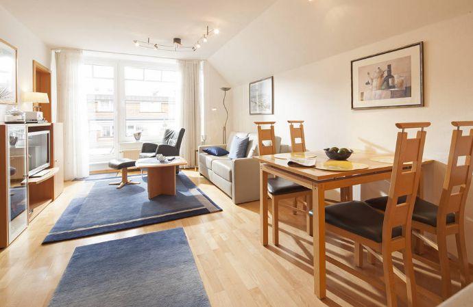 Komfortable 2-Raum-Wohnung im Zentrum