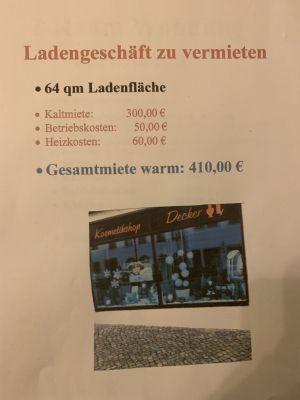 Torgau  Ladenlokale, Ladenflächen