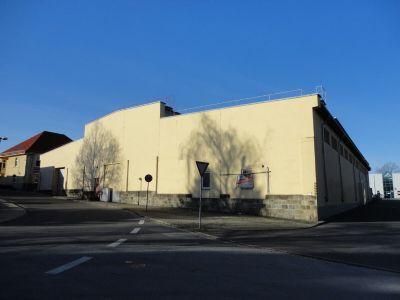 Bautzen Halle, Bautzen Hallenfläche