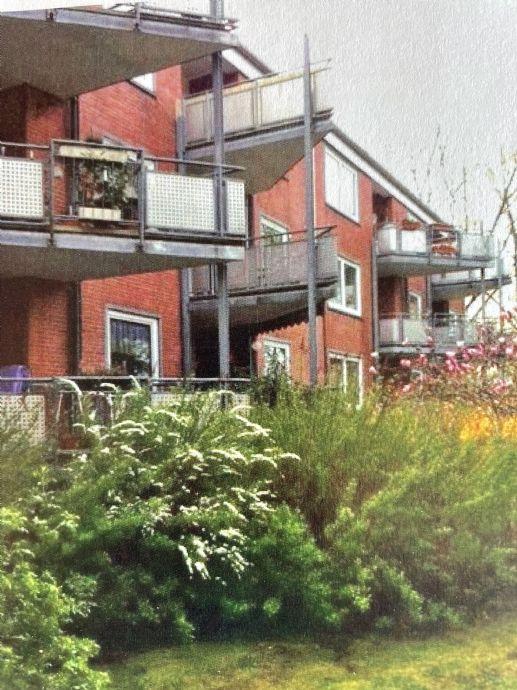 Oldenburg - 3-Raum-Wohnung mit Balkon - Bad mit Wanne zu vermieten! - Thodor-Heuss-Straße