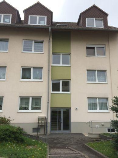 3 Zimmer Dachgeschosswohnung inkl. Einbauküche Taubenheim in ruhiger und grüner Wohnlage