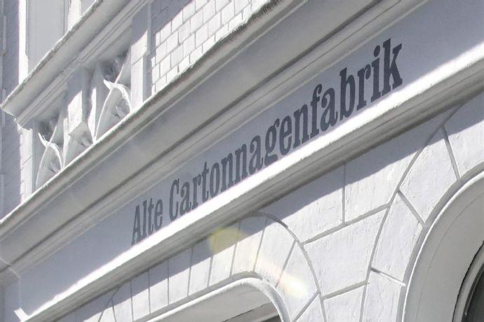 """IMWRC – RESERVIERT! LIFESTYLE PUR! Traumhaft wohnen in """"Alte Cartonnagenfabrik"""" in Solingen-Mitte!"""