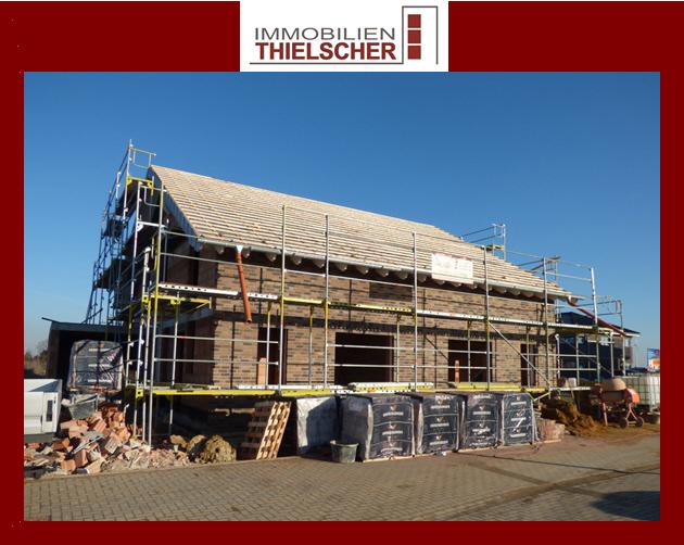 Neubaugebiet Geilenkirchen-Lindern, linke Doppelhaushälfte mit Garage *in Bau*- Provisionsfrei!