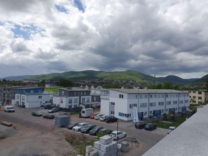 2 Zimmerwohnung in Neustadt mit großer Dachterrasse im Neubau/Erstbezug