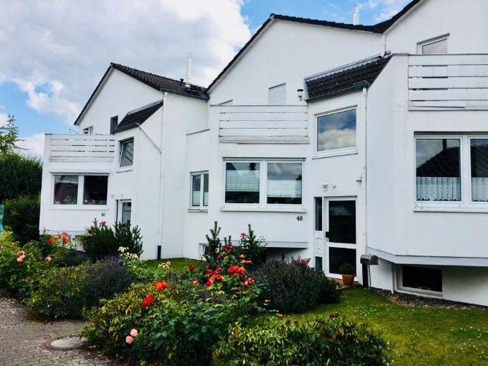 Helle 3-Zimmer Wohnung in ruhiger Lage mit zwei Balkonen