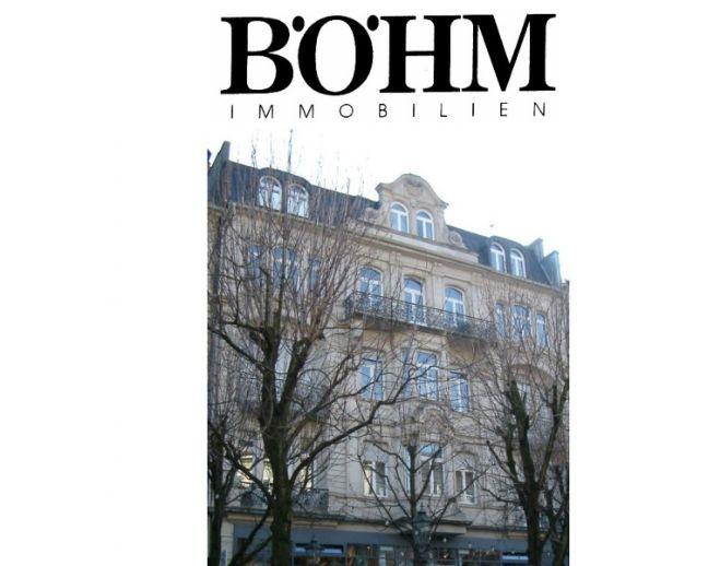 BÖHM IMMOBILIEN ~ Stadtwohnung in repräsentativem Geschäftshaus