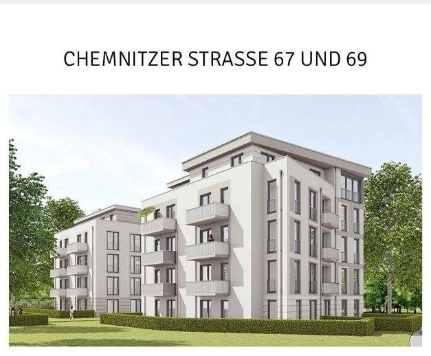Wunderschöne 2-Zimmer-Terassenwohnung mit 60 m²