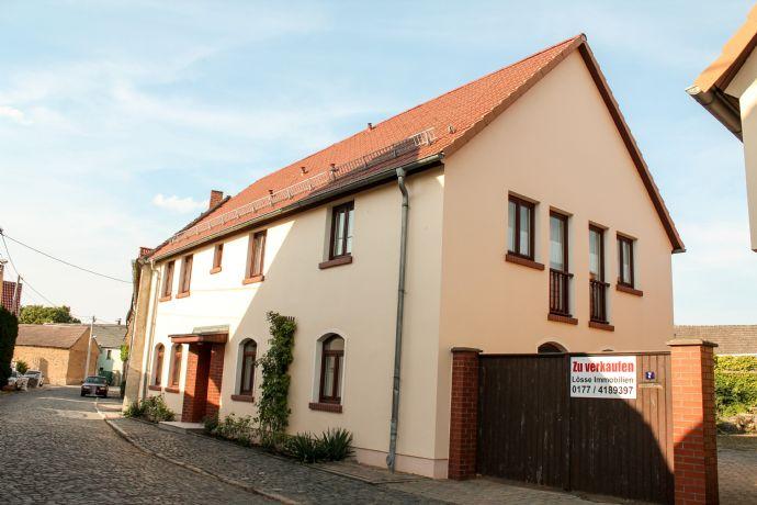 Luxeriöses Einfamilienhaus 60 km von Leipzig Nähe Geißeltalsee