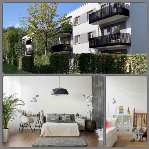 Zuhause in Berlin-Grünau: Top 3-Zimmer-Wohnung mit großem Balkon frei ab 1. April 2020
