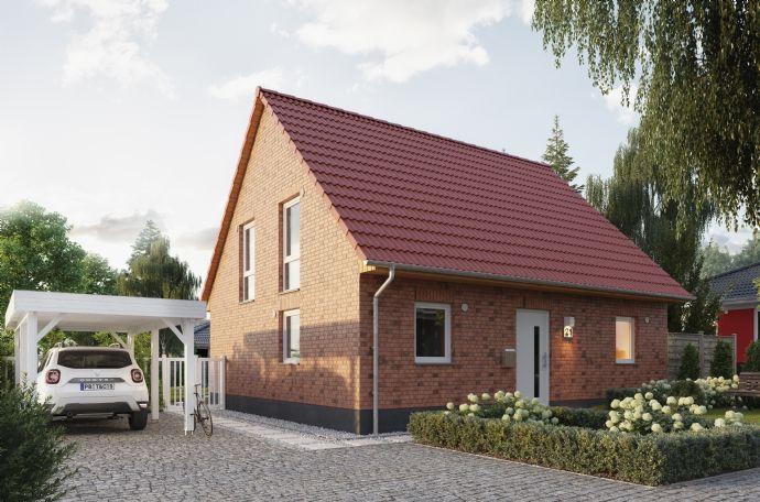 Das Familienhaus mit praktischem Grundriss