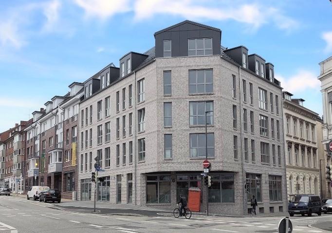 Das KöRing-Haus - Wohnen in Kiels City ETW 10