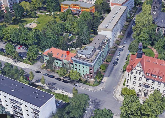 !!!STOP!!! Helle 2 Zimmerwohnung in Dresden-Leuben