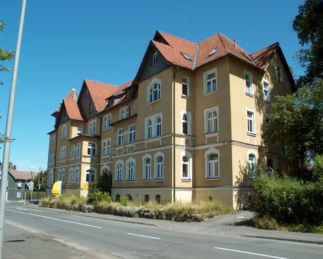 3- Raum DG-Maisonette-Wohnung in Eisfeld -