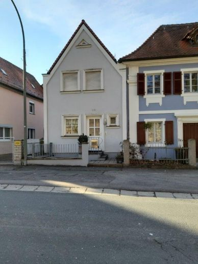 Kleines feines Häuschen unweit von Schloss Weissenstein in Pommersfelden