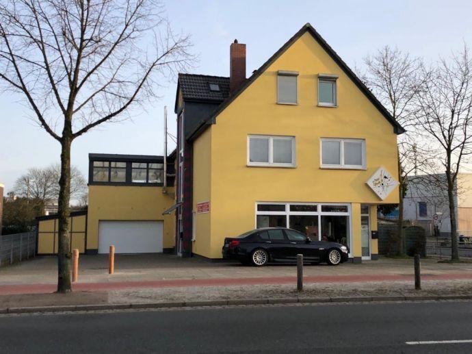 Sonnendurchflutetes Wohnen auf 2 Ebenen in Bremen Alt-Arsten