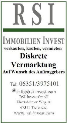 RSI-Invest bietet an: Ausbau-, Abriss-Objekt - Baureserve