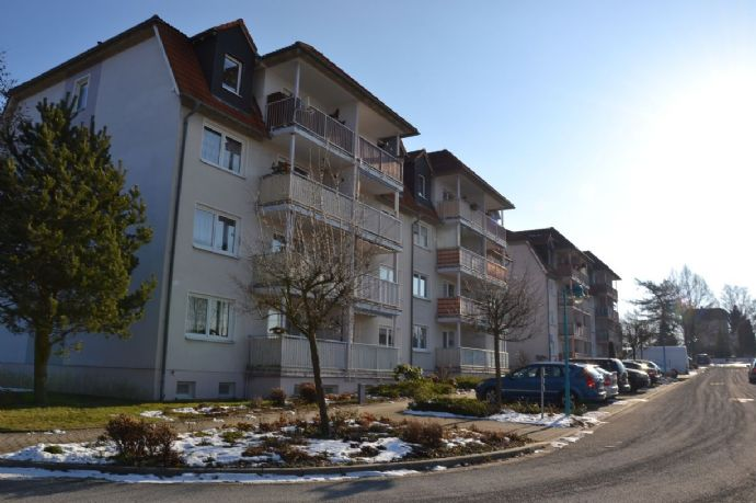 Sehr schöne 64,81 m² 2-Zimmer-Wohnung mit Balkon im Pulsnitz Pulsnitz