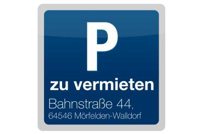 Mörfelden-Walldorf Garage, Mörfelden-Walldorf Stellplatz