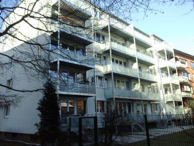 Modernisierte 2-Zim.-Wohnung mit Südbalkon und Terrasse
