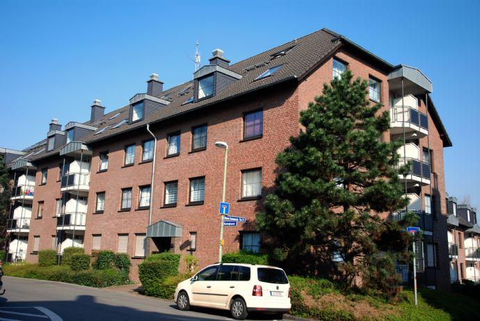 Apartmentwohnanlage in Uni-Nähe - 36m² / App.-Nr. 16