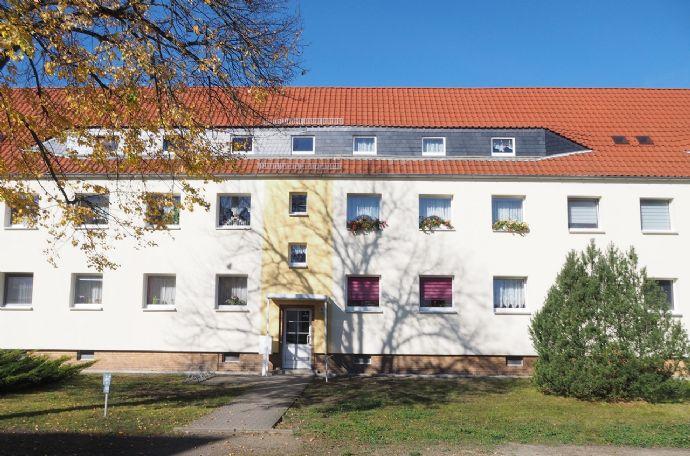 3 und 4-Raum-Wohnungen in ruhiger grüner Wohnlage