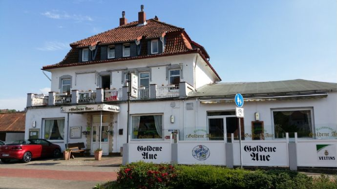 Jugendstilvilla in Traumhafter Lage mit viel Geschichte in Bad Sachsa zu verkaufen.