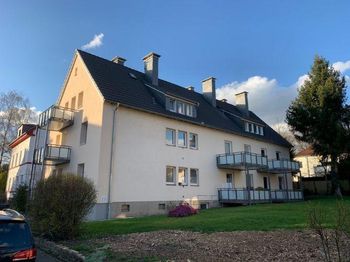 Schöne 2-Zimmer Dachgeschosswohnung in Detmold