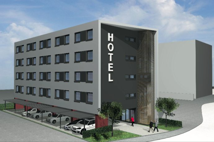 Hotelgrundstück Stellingen-Hamburg