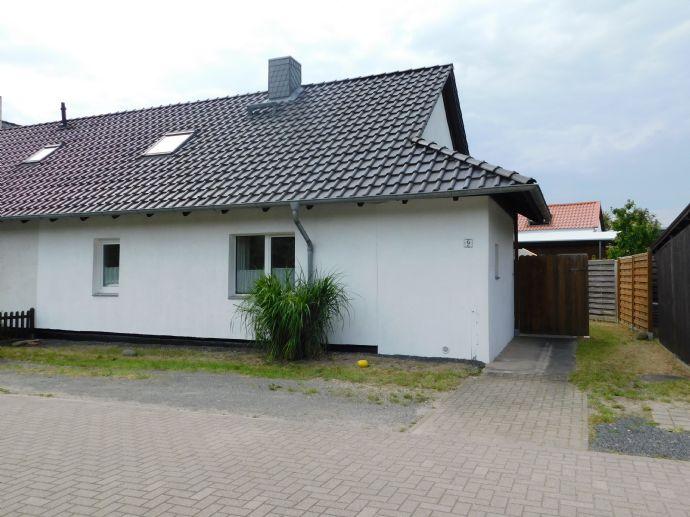 Kleine Doppelhaushälfte nach WEG