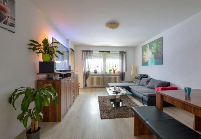 Geräumige 2 Zimmer-Wohnung in Albstadt