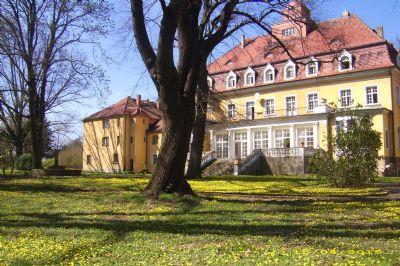 Schloss-ähnlicher Landsitz sucht Investment