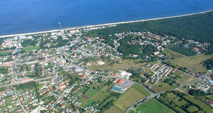Kapitalanlage im Ostseebad Zinnowitz auf Usedom