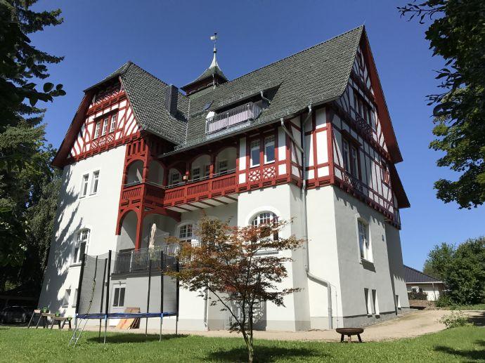 5 Zimmer Wohnung in Pößneck