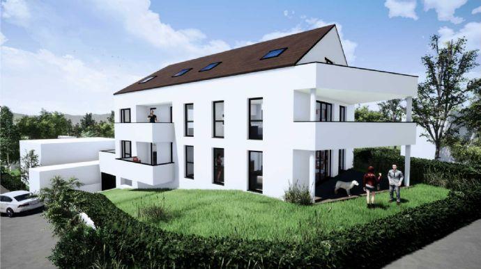 Attraktive 3,5-Zimmer-Wohnung mit großem überdachten Balkon