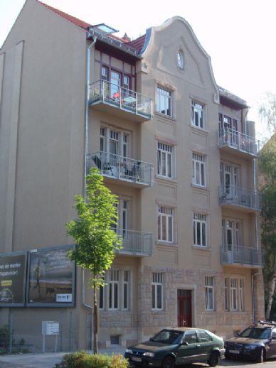Zweitbezug! großzügige 4-Raum-Wohnung mit Stellplatz in Dresden Pieschen