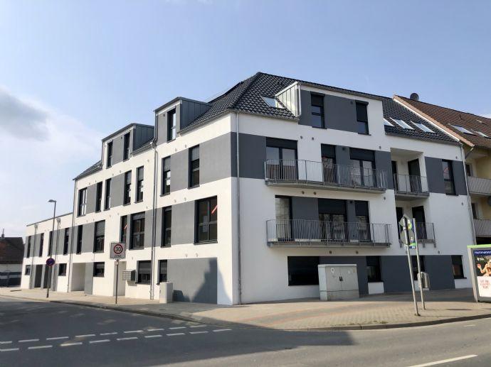moderne Neubau Terrassen-Gartenwohnung (4-Zimmer) in gefragter Lage !!