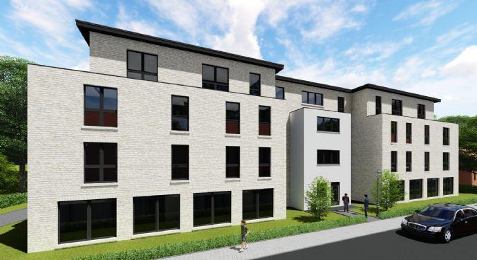 Hochwertige Wohnungen im I. Obergeschoss im Zentrum von Ostrhauderfehn zu vermieten