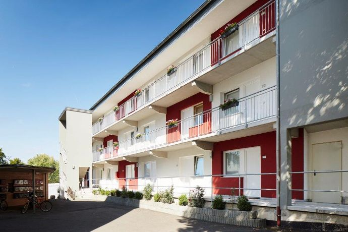 Achtung Studenten!!! 1-Zimmer-Studentenappartement unmittelbar gegenüber der FH Fulda (MUSTERWOHNUNG)