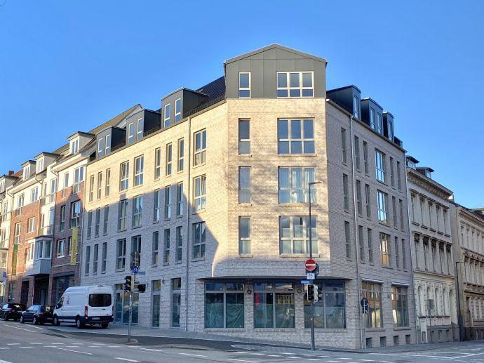Das KöRing-Haus - Wohnen in Kiels City ETW 9