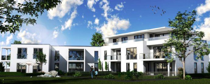 Moderne und stilvolle 3 ZKB- Wohnung Nähe Uniklinik in Neusäß (NEUBAU) W.9