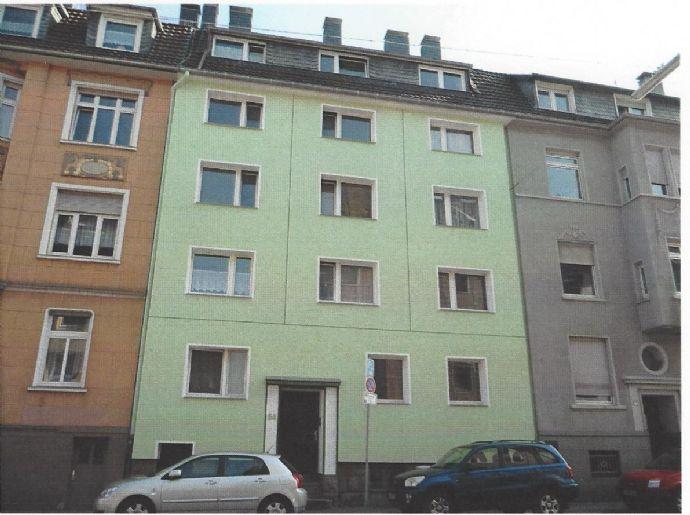 Uninahe, WG-geeignete, 2Zi, Wohnkü, Diele Bad, 68m², Hesselnberg 54, Wuppertal