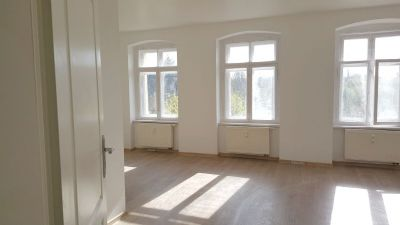 Schöne 3 Raumwohnung in der Nikolaivorstadt