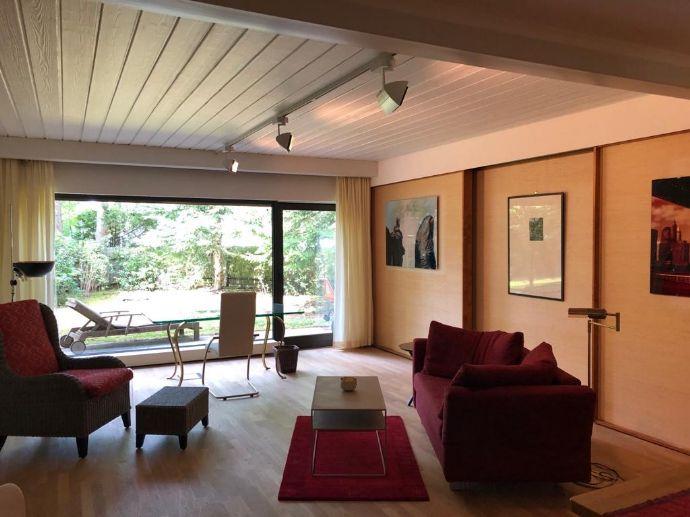 Elegante möblierte Wohnung in Grünwald